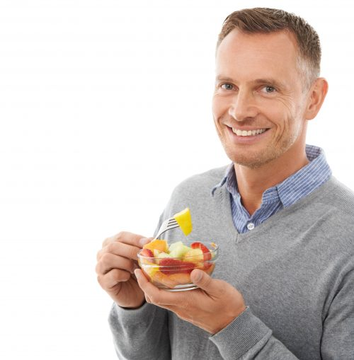 Weight-loss tips for men: Munchies