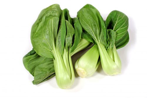 What to do with Asian greens