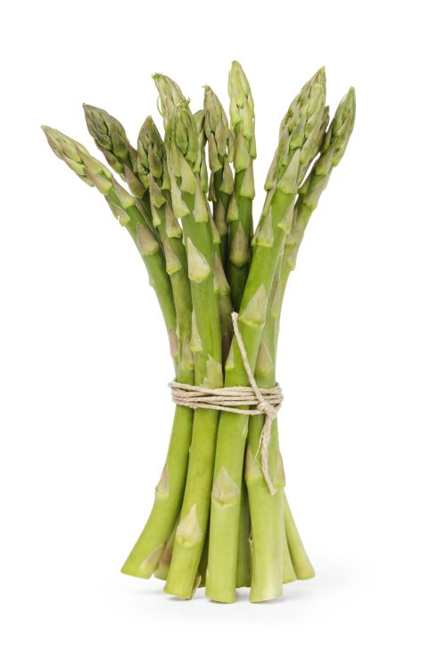 What to do with asparagus