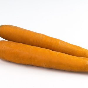 In season mid-winter: Carrots