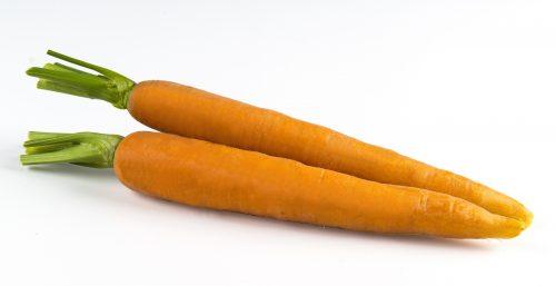 In season mid-winter: Carrots