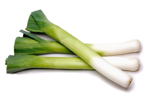 What to do with leeks