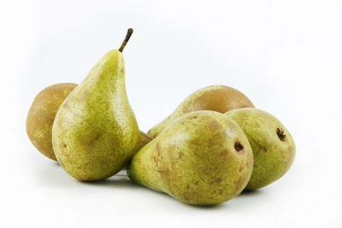 What to do with pears