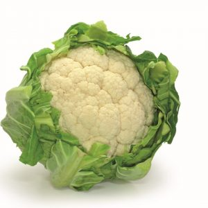 What to do with cauliflower