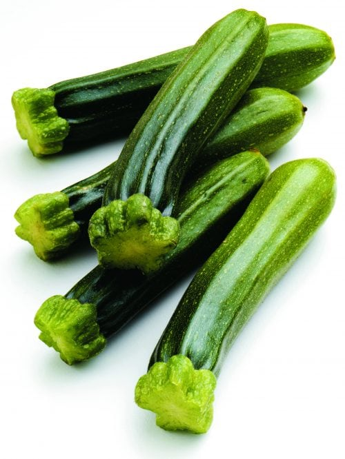 What to do with courgettes
