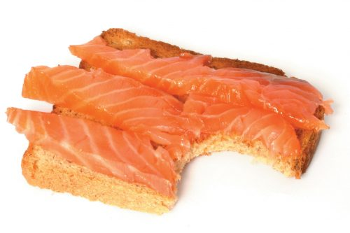 Why you should eat salmon