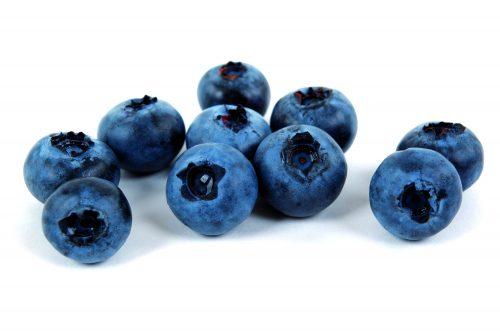 Why we like blueberries