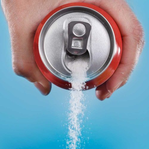 Bid for sugary drinks warning labels, tax