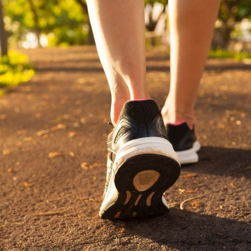 Female exercisers face health risk by not eating enough