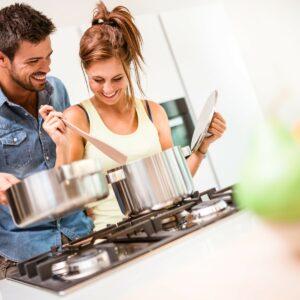Menu plan for couples