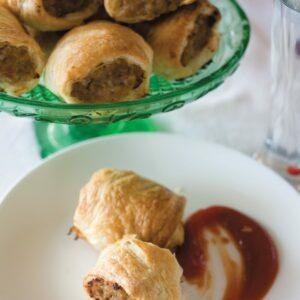 Smarter sausage rolls