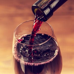 Wine: Drink to your health?