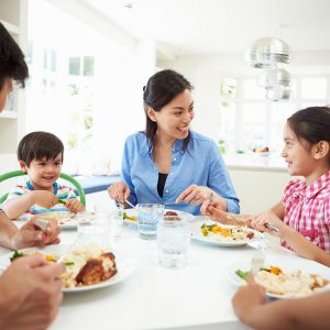 Ten stress-free healthy hacks for busy families
