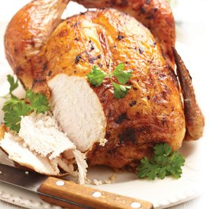 Bought vs homemade: Cooked chicken
