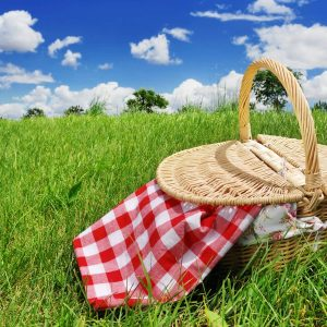 Fresh ideas for picnics
