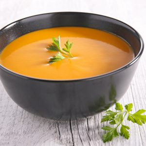How much sodium is in that soup?