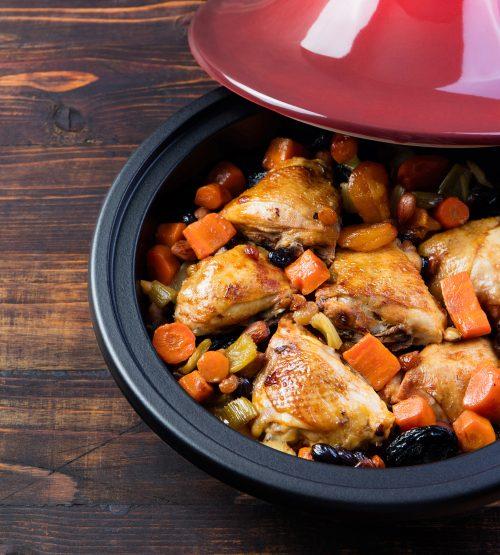 Packet vs homemade: Moroccan seasoning