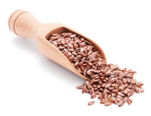 Smart staple: Flaxseeds