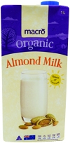 This vs that: Soy, rice and almond milks