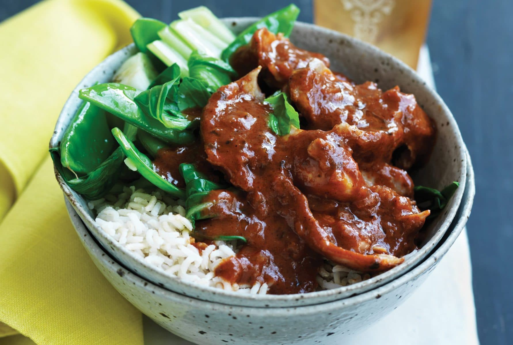 Easy butter chicken healthy food guide easy butter chicken forumfinder Gallery