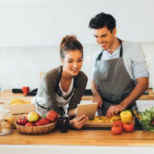 Weeknight meal planner – Winter 1