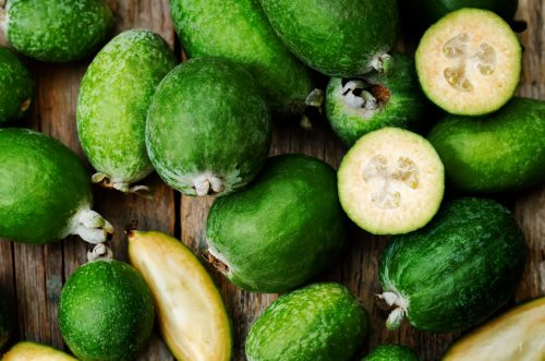 How to get the best from feijoas, defeat butterflies and not eat money