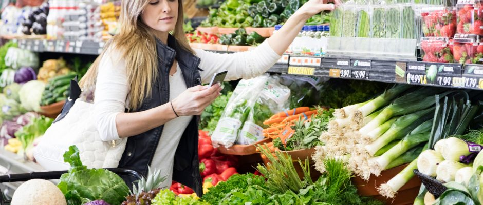 Five tips for low-FODMAP shoppers