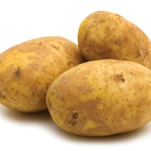 In season mid-winter: Agria potatoes, carrots, cauliflower