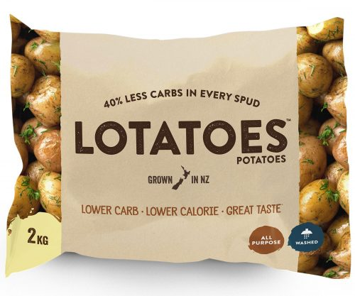 The lowdown on low-carb potatoes