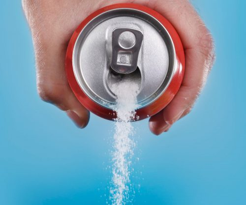 Sugary drink tax as an election issue