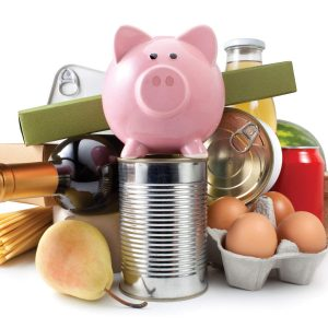 Healthy shopping without breaking the bank