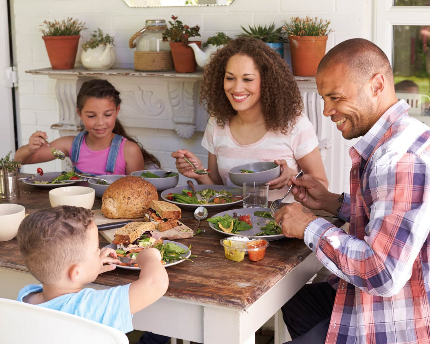 eating at home is better Healthy eating on a budget you are here home / popular topics healthy eating on a budget print share create a grocery game plan.