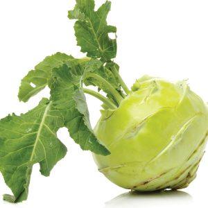In season late winter: Kohlrabi, limes, Italian parsley