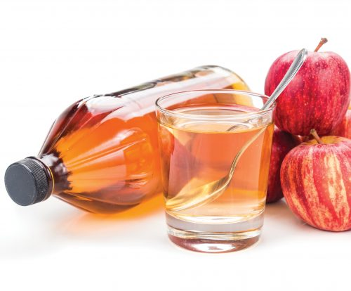 What's the deal with apple cider vinegar?