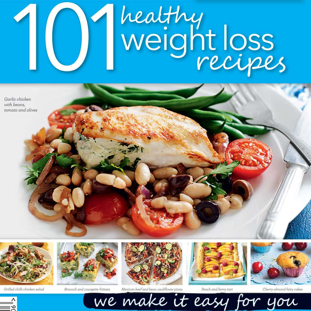 101 Healthy Weight-loss Recipes