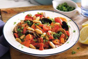 Mexican bean stew