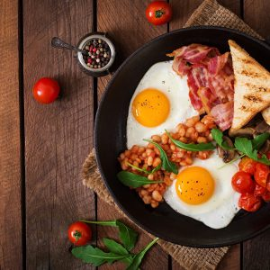What should you be eating for breakfast?