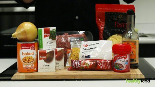 Food for flats: Cowboy casserole