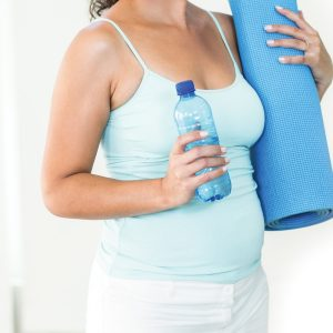 C-section rates helped by diet and exercise interventions