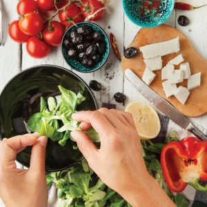 Weight loss plan 1: Breakfast, lunches and dinner