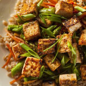 Put it on the menu: Tofu
