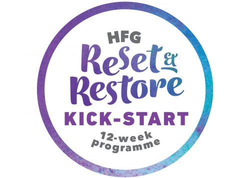 Welcome to the 2017 Kick-start Plan!