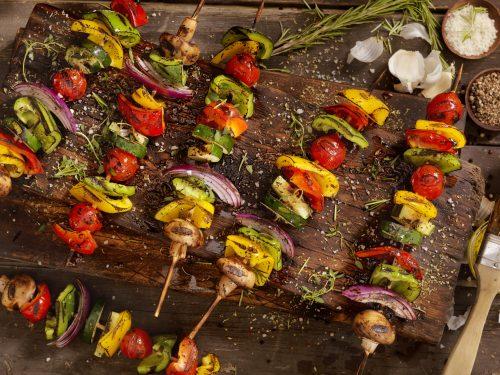 Vegetarian recipe e-book