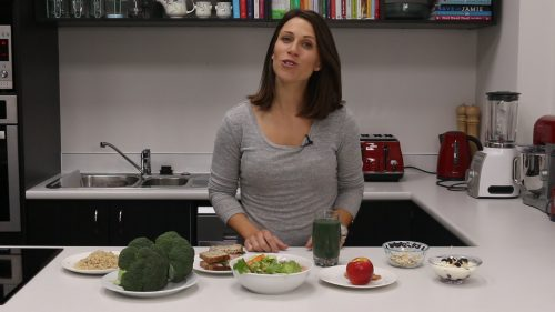Kick-start Plan 2017: Nutrition expertise from Claire Turnbull