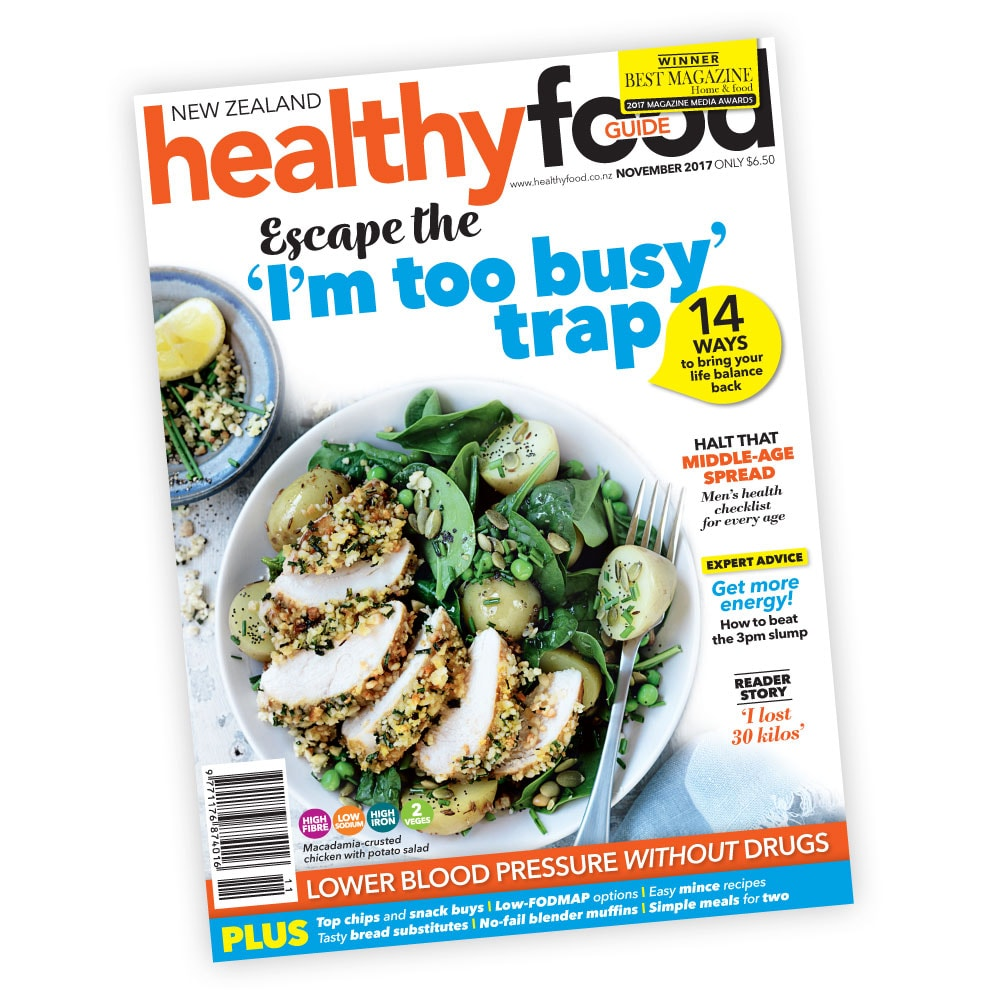 Back issue product tags healthy food guide nov 2017 forumfinder Gallery