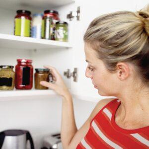 Healthy pantry checklist