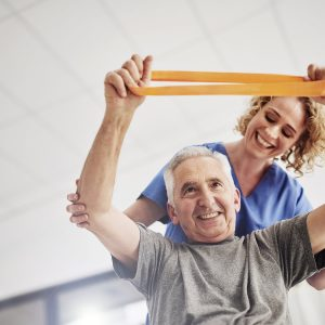 Protein at every meal for stronger muscles in older people