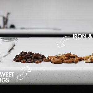 Top 8 healthy study snacks