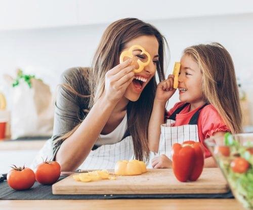 Bring back the joy of eating