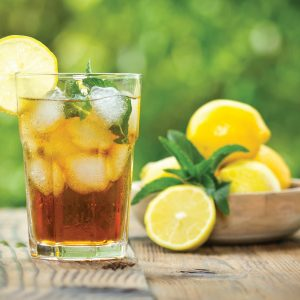 Everyday choices: Kombucha or iced tea?